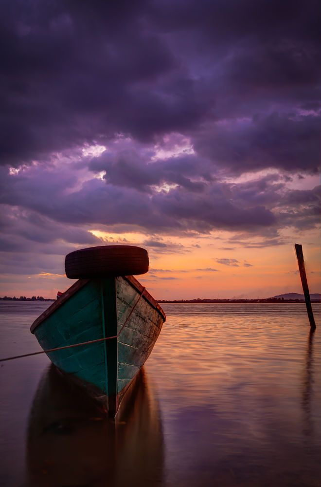 Sunset in Koh Kong by John Einar Sandvand on 500px