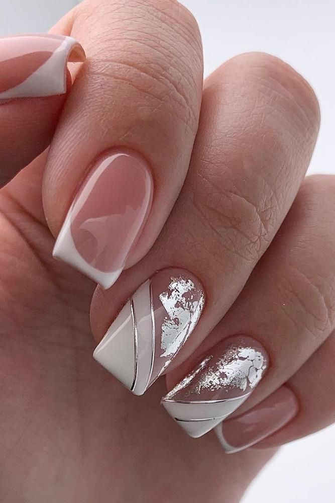 30 Pinterest Nails Wedding Ideas You Will Like Perfect Nails