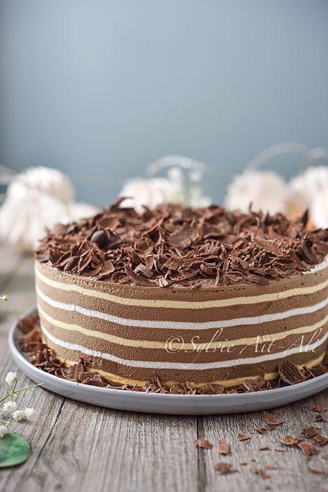 Merveilleux chocolat revisité façon Lignac - Amuses bouche