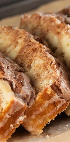 Cinnamon Roll Bread Recipe