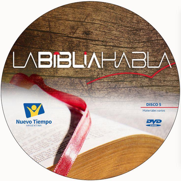 #LaBibliaHabla #Disco5 - Materiales varios #NuevoTiempo #NT #Adventista