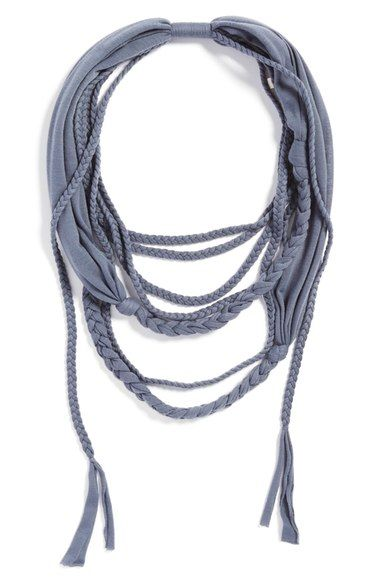 Jules Smith Braided Infinity Scarf available at #Nordstrom