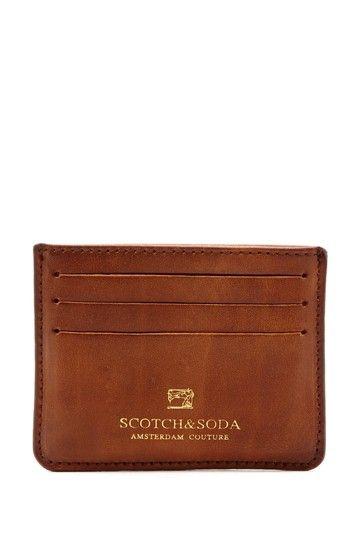 Leather Credit Card Holder