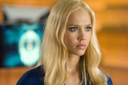 Jessica Alba, Fantastic Four: Rise of the Silver Surfer