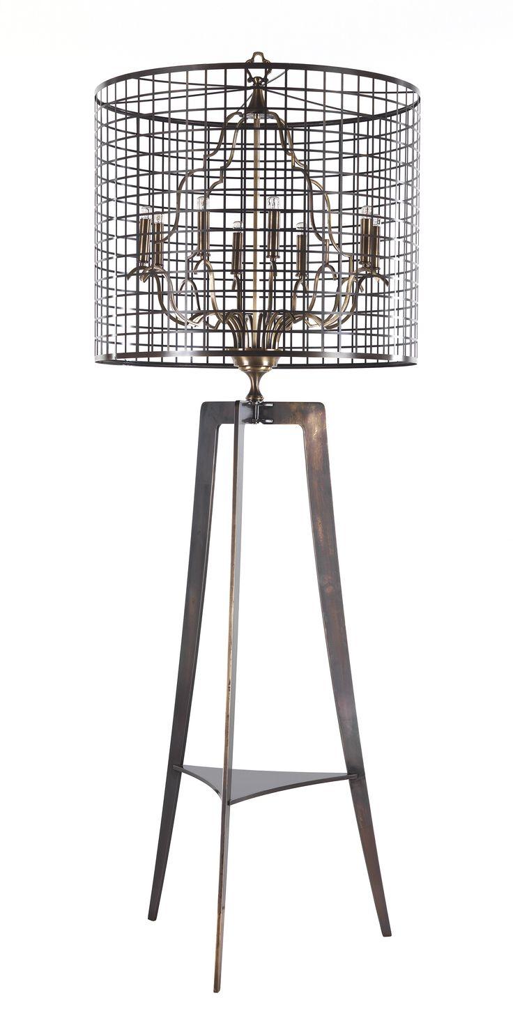 1629 best Floor lamp images on Pinterest   Floor lamps, Lights and ...