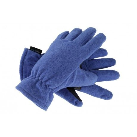 The K-Way Innsbruck Glove is a unisex glove and is made from Thermalator fleece designed to keep hands extra warm and toasty.