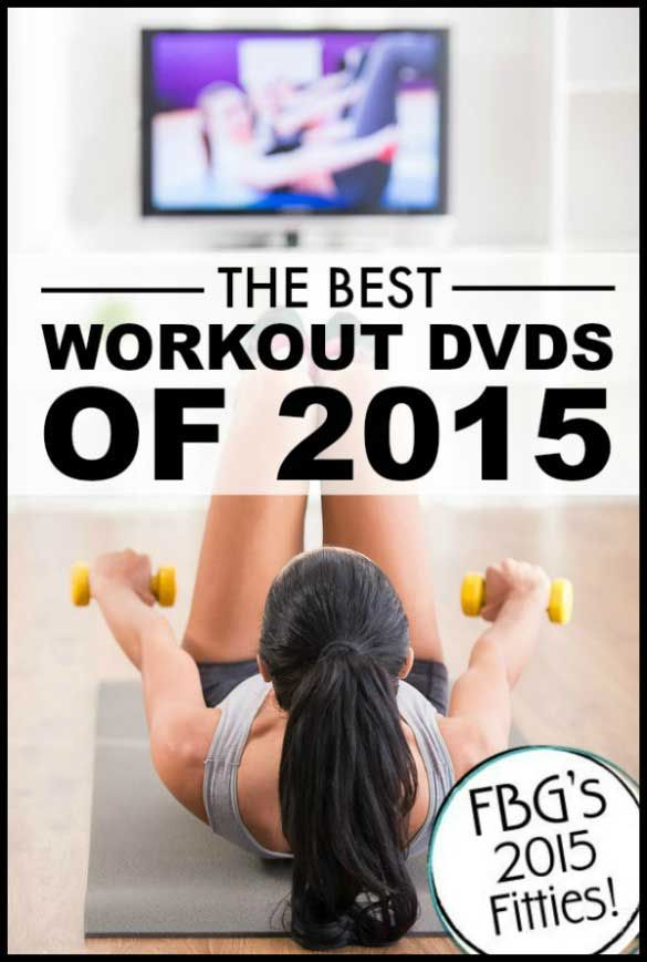 Your new favorite workout DVD awaits! Check out our Fittie winners for best DVDs!