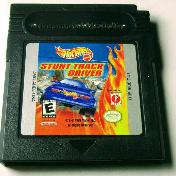 Hot Wheels - Nintendo Game Boy Color  Hot Wheels - Nintendo Game Boy Color For sale on #Mercari https://item.mercari.com/gl/m63634725133/