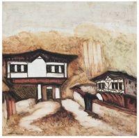 Houses of Safranbolu by Necdet Kalay