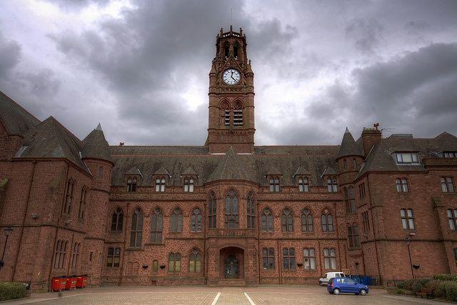 Barrow Town Hall: