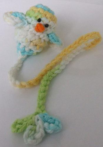 bird bookmark: Bookmarks Crochet Projects, Crochet Birds, Crochet Mobiles, Bookmarks Tutorials, Haken Bookmarks, Cute Ideas, Birds Bookmarks, Birdi Bookmarks, Cat Toys