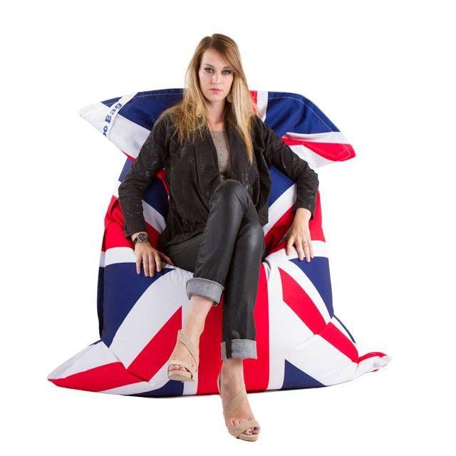 good pouf design jumbo bag united kingdom with pouf poire london. Black Bedroom Furniture Sets. Home Design Ideas