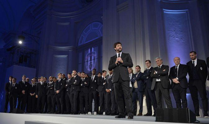 Cena aziendale Juventus