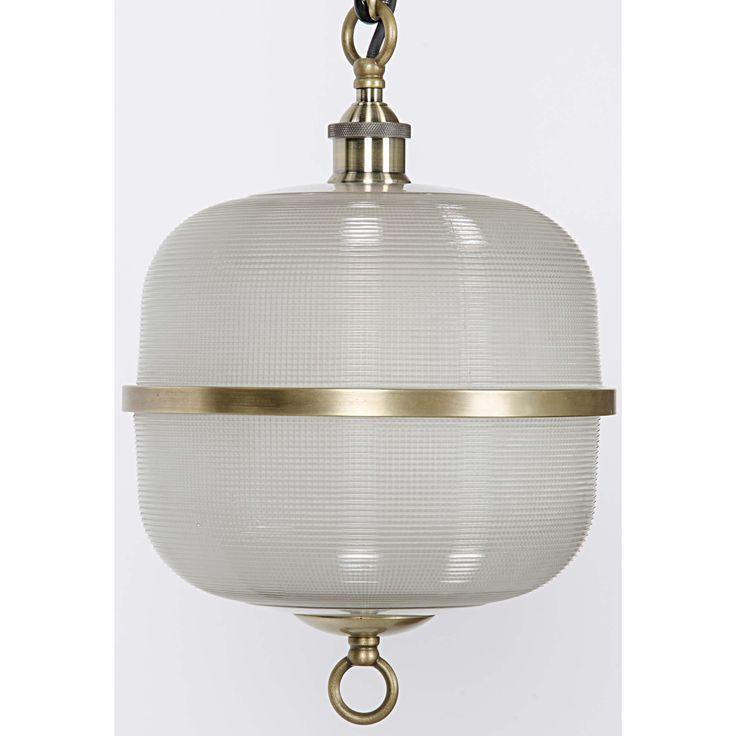 Glaciers Pendant, Antique Brass - Chandeliers - Lighting