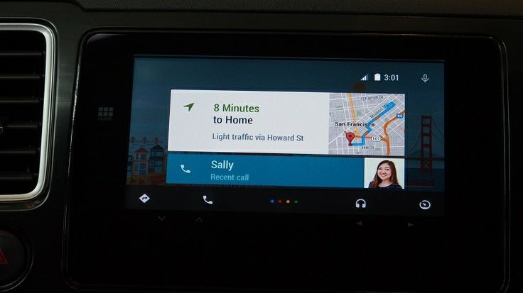 Google Challenges #Apple's #CarPlay With #Android Auto