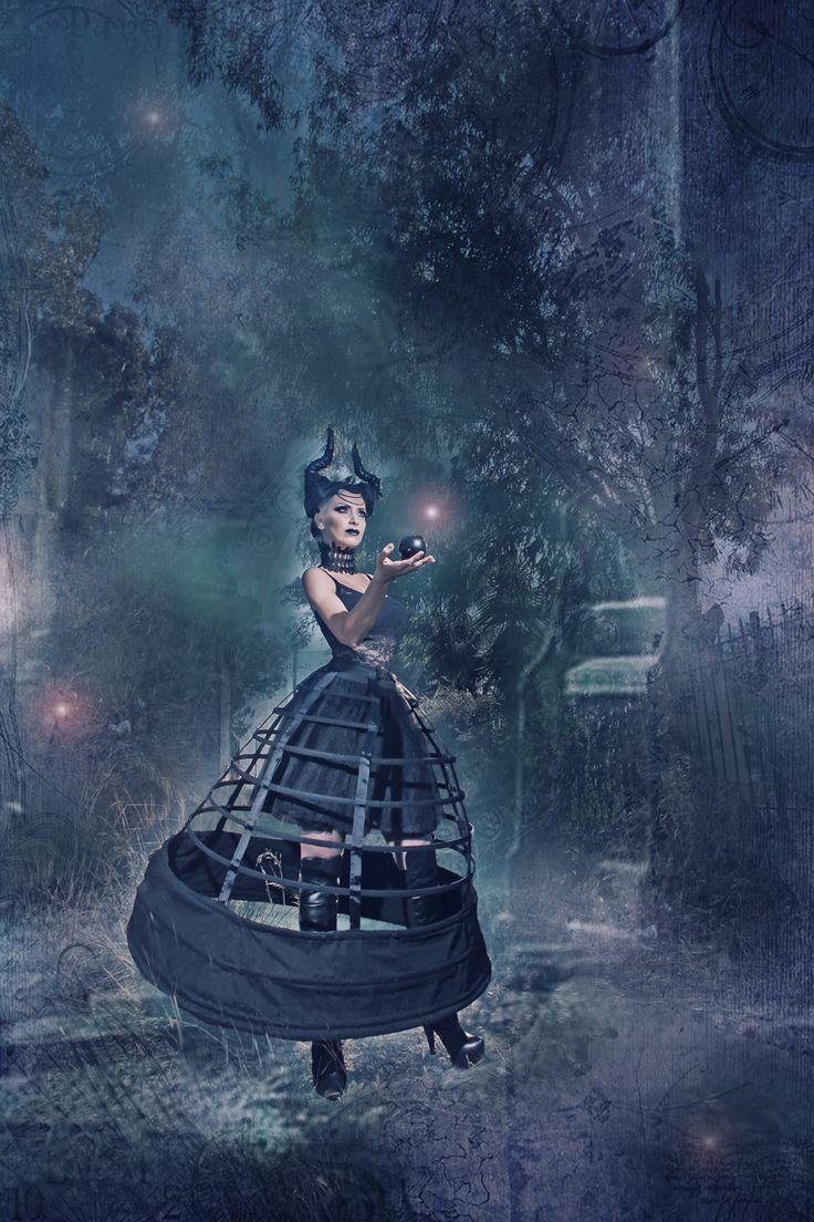 Fashion Designer: Despotnia Photography: John Tsilidis Model: Elena Elfashionista-Elena Fakou Make up Artist. Elizabeth Petrou Edit: Zirconia Starfighter Design