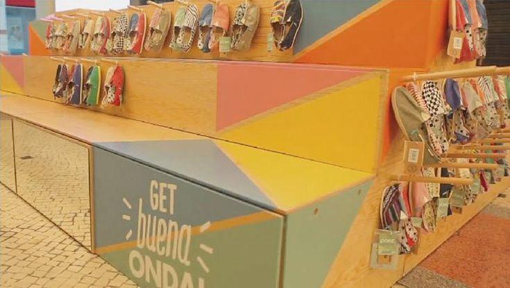 PAEZ Corner PORTUGAL // Retail Design | Studiostore
