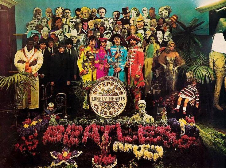 """""""Sgt. Pepper's"""", 50 años de un álbum que marcó la historia de la música - http://wp.me/p7GFvM-HO8"""