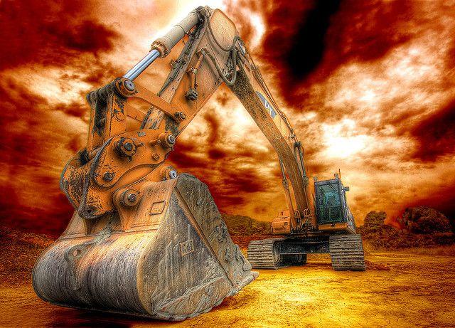 Armageddon Excavator