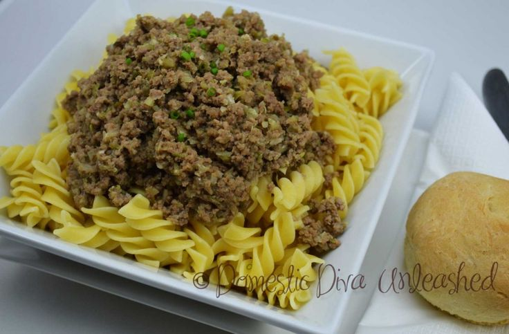 Domestic Diva: Failsafe Mince In The Thermomix
