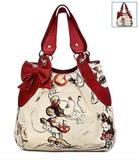 Disney Store's Latest Arm Candy – Isabella Fiore Handbags and Wallets - love it!