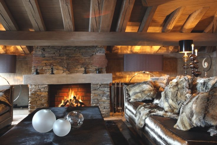 New standard of luxury chalet in Courchevel, France