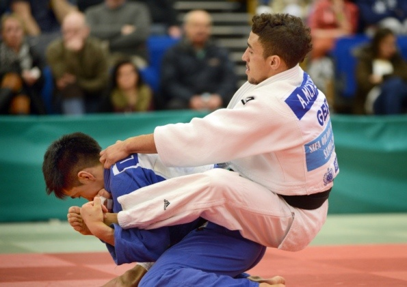 Great Britain's Ashley McKenzie hopes bronze at the International Judo Federation (IJF) Miami Grand Prix can prove another step towards Olympic qualification