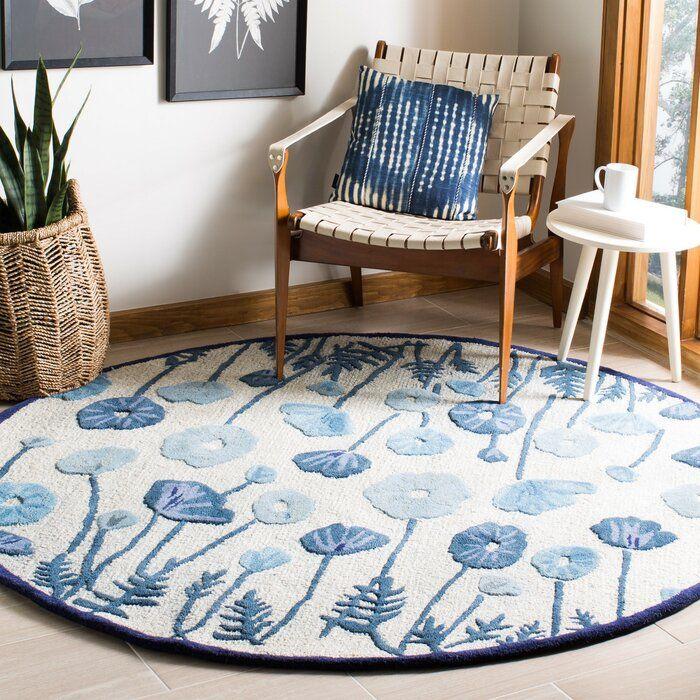 Martha Stewart Azurite Blue Area Rug Reviews Joss Main Rugs