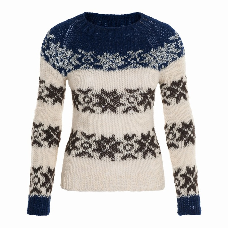 Sweater by Gudrun