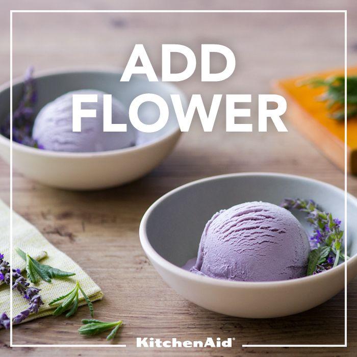 Lavender and Honey Ice Cream Challenge