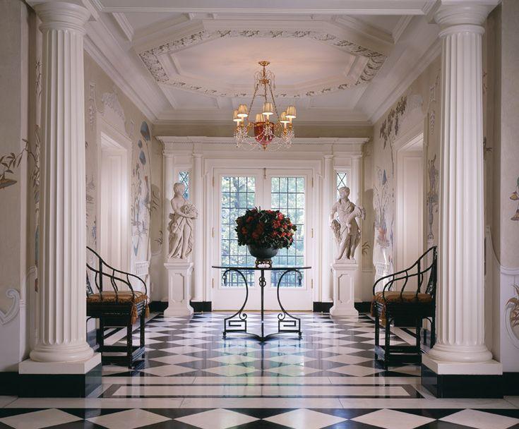 Foyer Entrance Exam : Best foyers images entrance hall