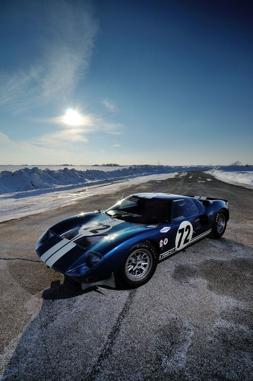 thecollectionroom:  Ford GT40