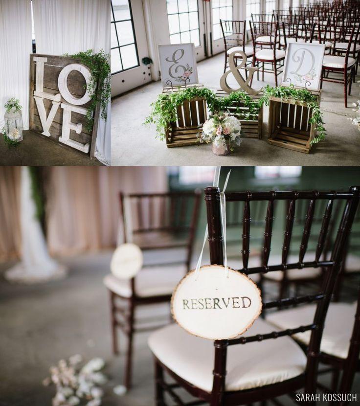 Emily  Dans Packard Proving Grounds Michigan Wedding