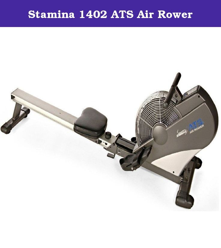 stamina 1402 ats air rower row at your pace at your place building a