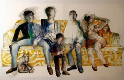 Elogio a la familia, William Pinillos (Peruano),