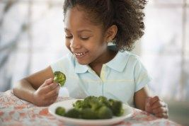 Child Who Likes Broccoli?!