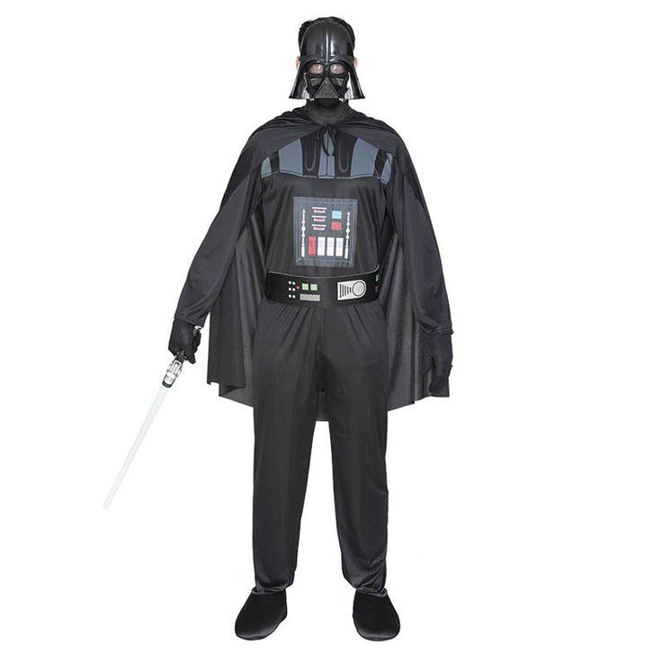 Disfraz de Darth Vader Adulto #carnaval #novedades2016