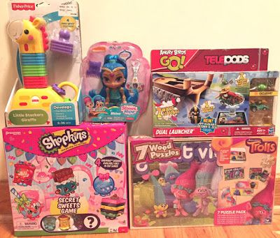 Toy Deals for Charity: Today's toy deals in the mail