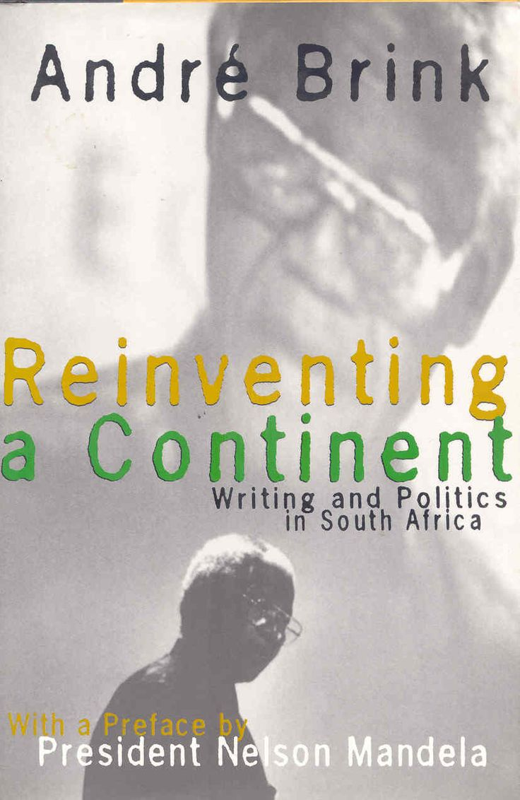 André P. Brink - Reinventing a continent (1982-1997)
