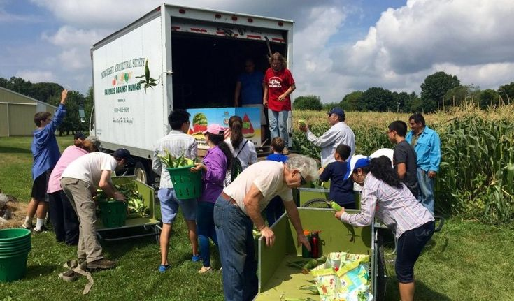 Today's post is all about Gleaning. Do you know what that is? Read more on JerseyBites.com.