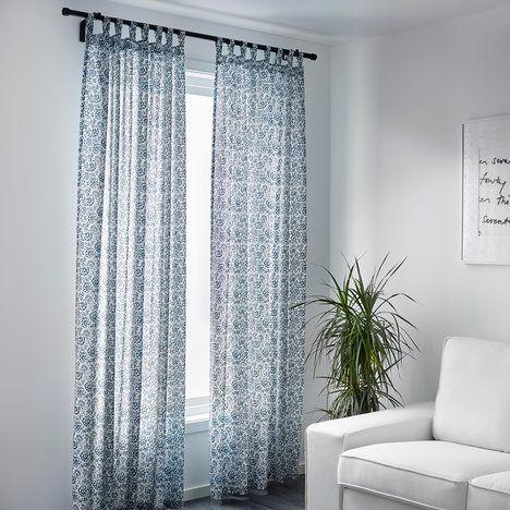 M s de 25 ideas incre bles sobre cortinas para oscurecer - Cortinas ikea habitacion ...