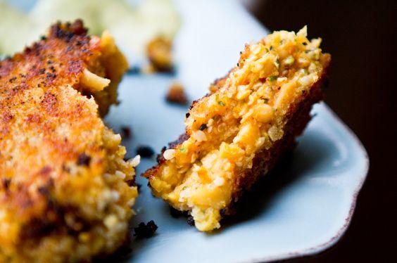 vegan-chickpea-pumpkin-fritters