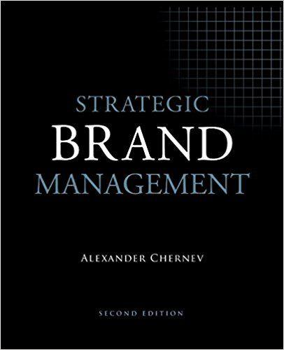 strategic marketing management chernev pdf