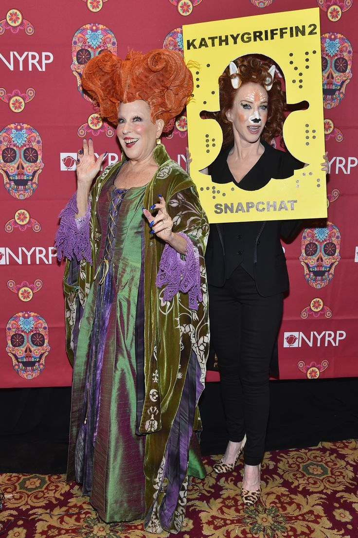 Bette Midler, Kathy Griffin