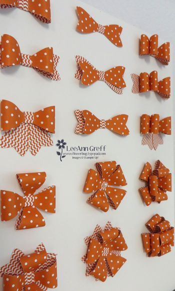 Bow Builder Punch; Lots of Options! from Flowerbug's Inkspot