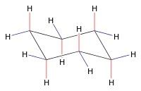 Cyclohexane is a cycloalkane with the molecular formula