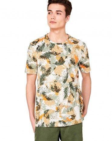 Ανδρικά t-shirt και πόλο, σε πολλά χρώματα | Benetton