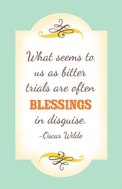Blessings Quote