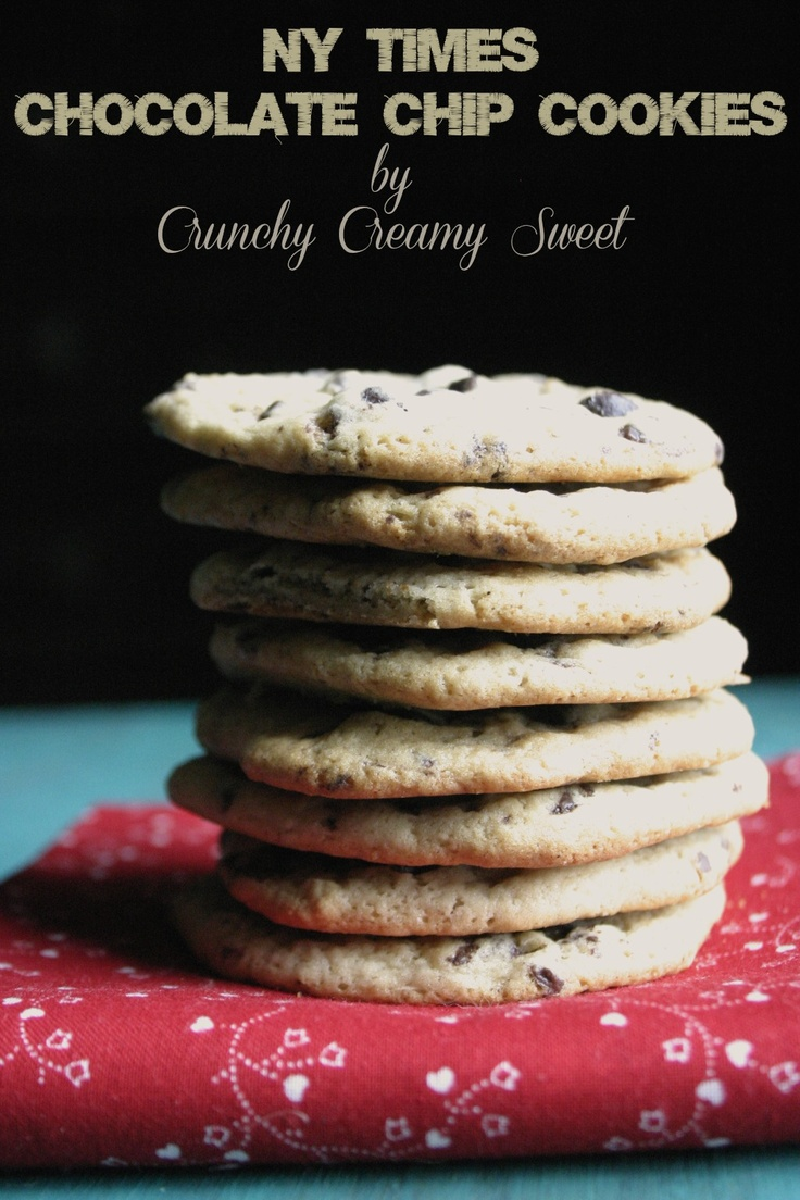 ... | Chocolate chip cookies, Chocolate chip cookie and Chip cookies