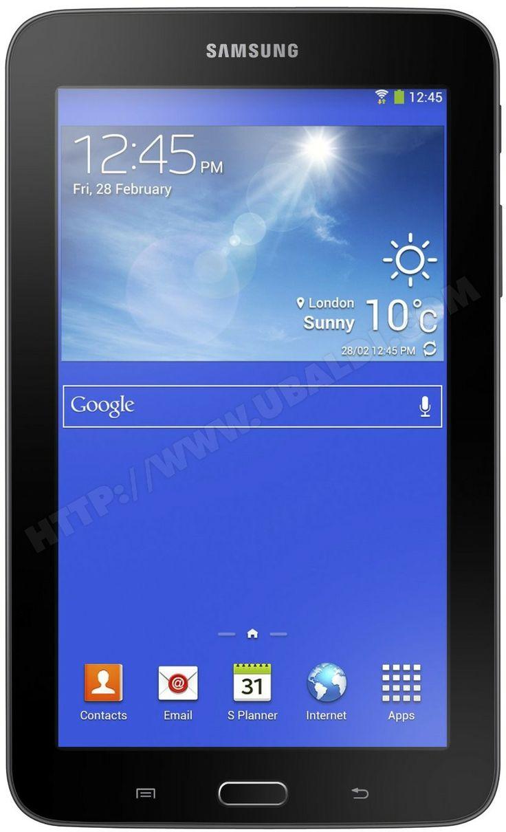 #SAMSUNG Galaxy Tab 3 Lite 7'' 8 Go #noire #black